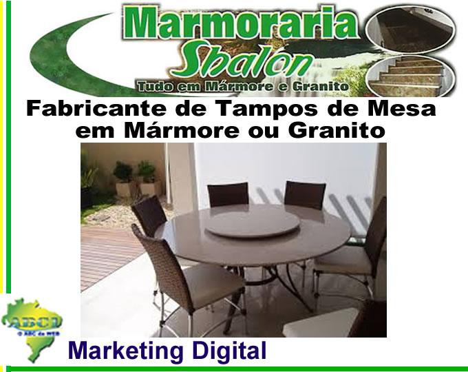 Link_01_Tampo_de_Mesa Mármores e Granitos em Brasília