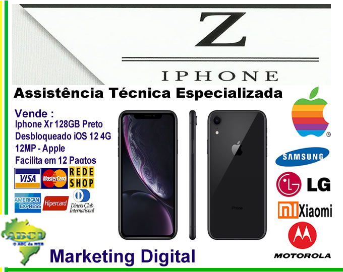 Link_01_Iphone_ Aparelhos Eletrônicos em Brasília