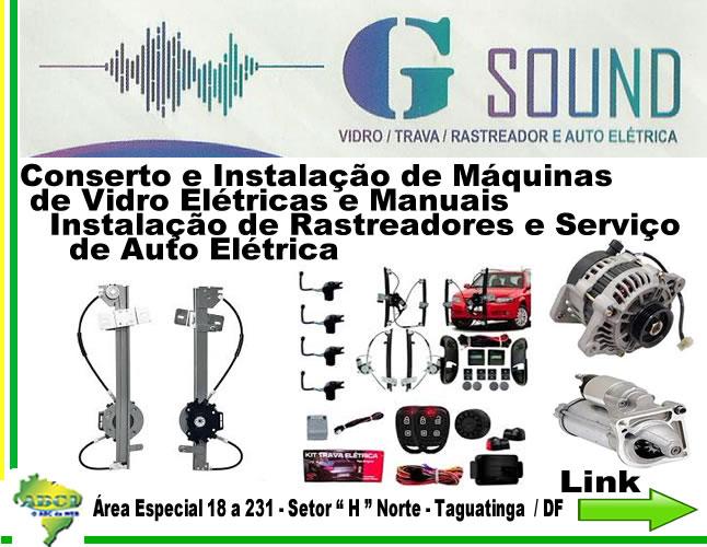 Link_GSound_MV Acessórios e Som Automotivo