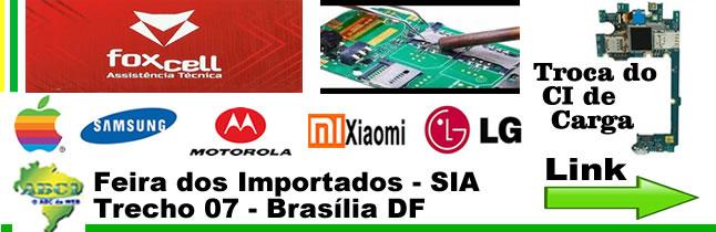 Link_Assistencia-_Fox_Cell_Fone_OK Assistência Técnica em Brasília