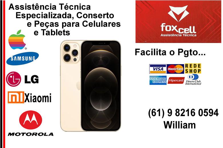 Link01_AT_Fox_Cell FOX-Cell  Assistência para Celulares