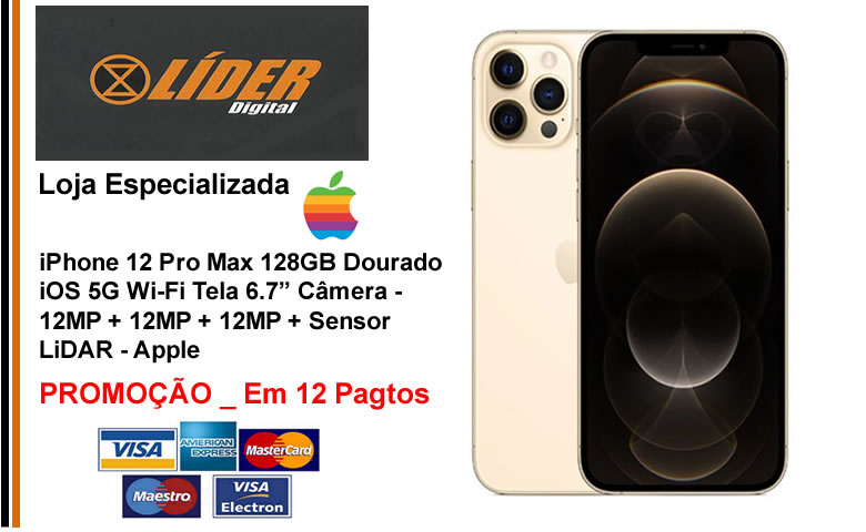 Link01_Lider_iPhone_12Max Compra e Venda de Celulares e Notebooks