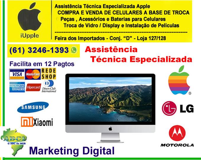 Link_01_Assist_Apple Assistência Especializada Apple