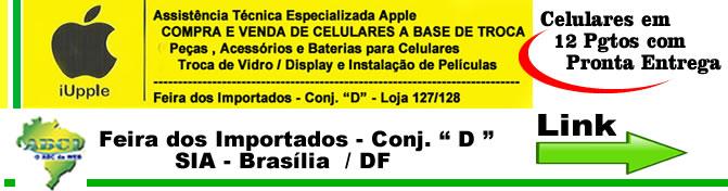 Link_Base_iUpplei Cell Fone , Assistência Técnica Especializada