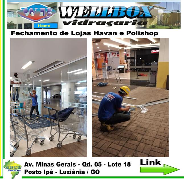 Link_fechamento_Lojas-_OK Well Box Vidraçaria , Fechamento de Lojas