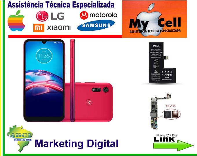 Link_01_Base_My-Cell_ My Cell , Assistência Técnica Especializada Apple