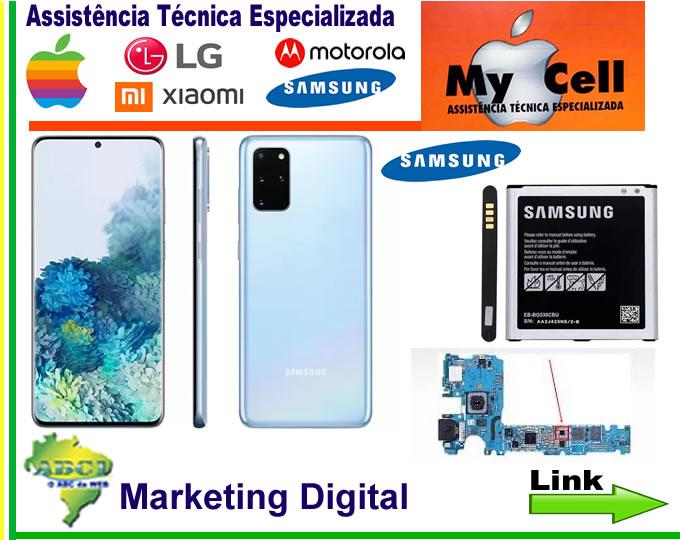 Link_01_Samsung-_My-Cell_ My Cell , Serviço Especializado Samsung