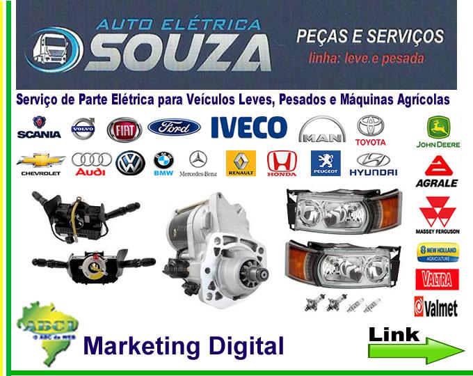 Link_02_Base_AE_Souza_ Auto Elétrica Souza, Veículos Leves, Pesados e Máquinas Agrícolas
