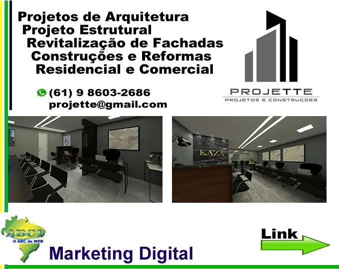 Link_02_Projette_ Projette , Projetos Arquitetônicos e Estruturais